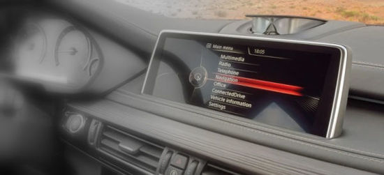 Picture of BMW & MINI NAVIGATION MAP UPDATE - NEXT MAPS